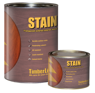 Transparent interior /exterior wood stain